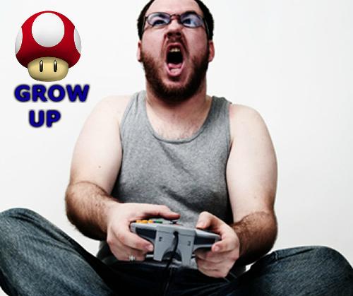 Grow Up Image
