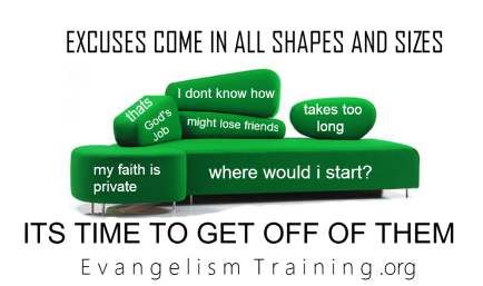 EVANGELISM TRAINING