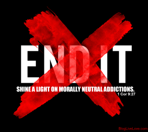 end it poster