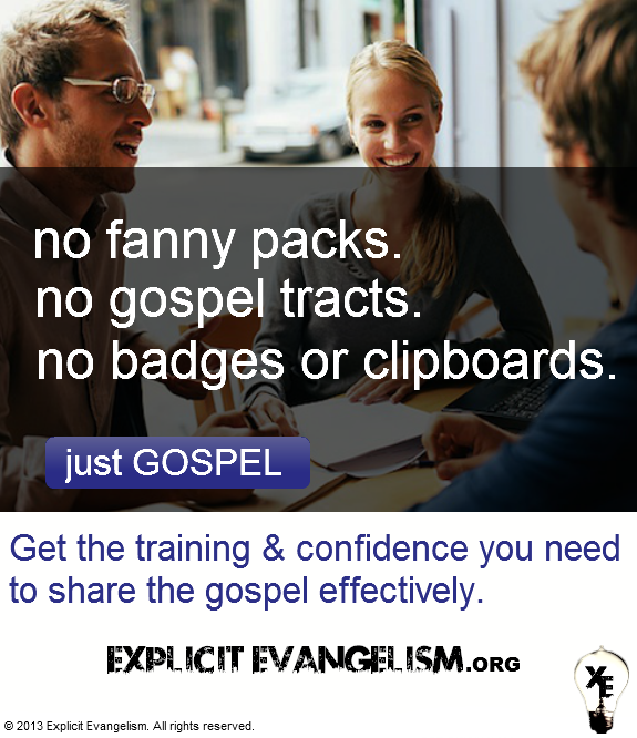 Evangelism Training AD